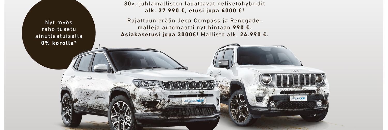 Jeep nollakorko